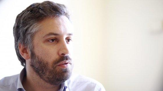 Pedro Nuno Santos, secretário de Estado dos Assuntos Parlamentares