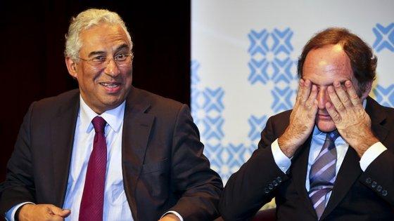 """""""O verdadeiro debate faz-se no confronto com a realidade"""", diz Costa, acusando Paulo Portas de gostar de """"conversa de pequena política"""""""