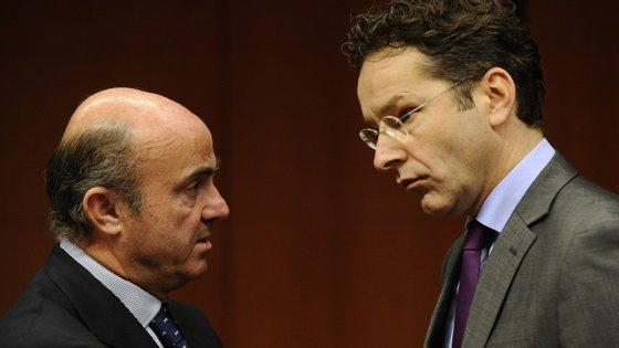 Guindos é visto como alguém que estaria numa posição melhor para negociar com países como a Grécia ou Chipre