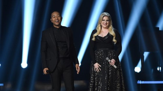No Billboard Music Awards deste ano, John Legend, ao lado de Meghan Trainor, não terá feito imposições à produção dos prémios.