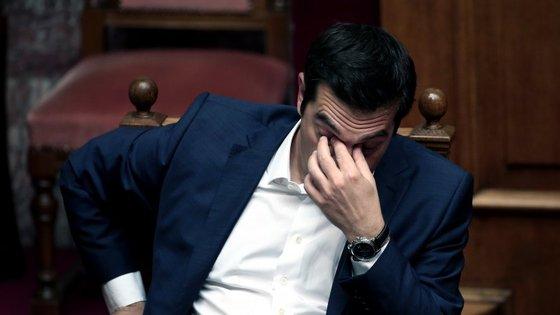 Será que Tsipras cedeu ao cansaço?