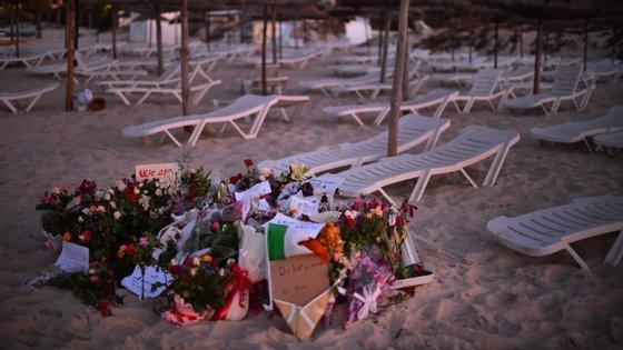 O ataque terrorista em Sousse vitimou 30 turistas britânicos