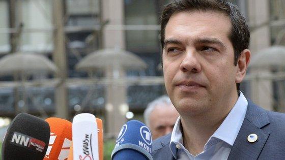 """""""O Syriza, enquanto partido, (...) deve abarcar as preocupações e as expectativas das pessoas que nele depositaram esperança"""", considerou o responsável grego"""