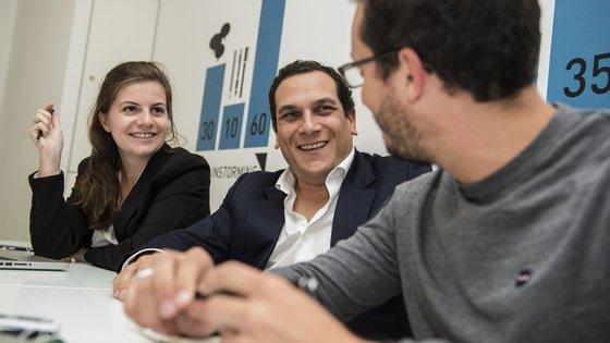 A Câmara Municipal de Lisboa cedeu o espaço à incubadora de empresas Startup Lisboa