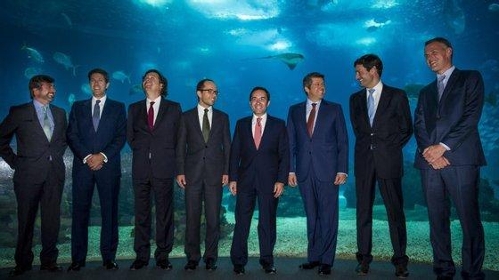 Através da Fundação Oceano Azul, a Sociedade Francisco Manuel dos Santos quer promover a conservação dos oceanos