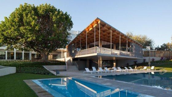 O Ozadi Tavira Hotel, um dos finalistas