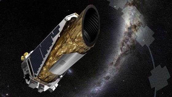 O telescópio espacial Kepler foi lançado em 2009 e já descobriu mais de 1.000 exoplanetas