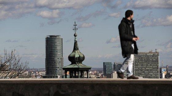 O encontro internacional de startups vai decorrer em Bratislava