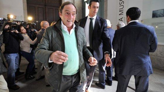 """""""Senti-me uma espécie de Oliveira da Figueira"""", disse Paulo Portas"""