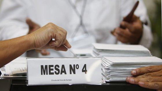 As eleições legislativas são já no próximo dia 4 de outubro