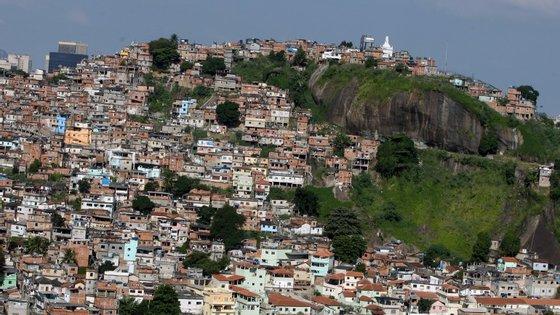 A favela do Morro da Providência foi a primeira do Rio de Janeiro e do Brasil