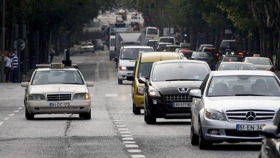 Foi em setembro de 2012 que o trânsito mudou no Marquês de Pombal e na Avenida, com vista a reduzir os níveis de poluição da zona