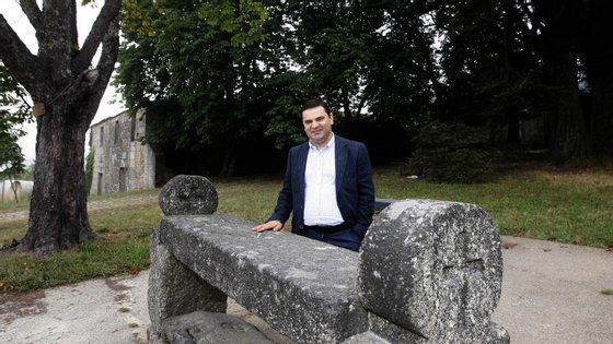 Gonçalo Rocha, presidente da Câmara de Castelo de Paiva