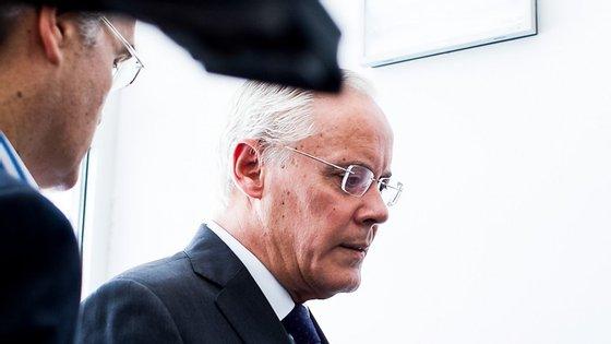 Miguel Macedo demitiu-se do cargo de ministro da Administração Interna há precisamente um ano, no dia 16 de novembro de 2014
