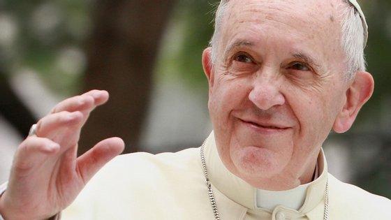 """O Papa Francisco salientou que os imigrantes da América do Sul """"também têm recursos para partilhar"""""""
