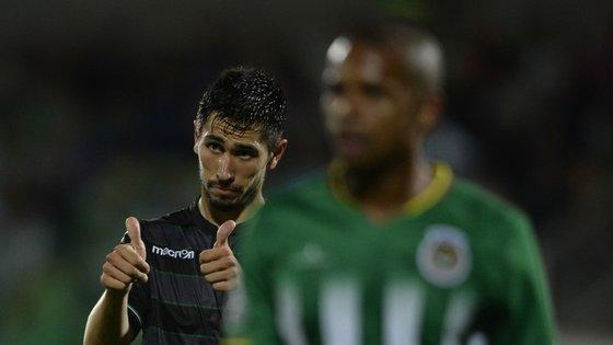 Slimani marcou depois de Adrien Silva e o Sporting venceu o Rio Ave. Este foi o sétimo jogo na temporada dos leões e o sexto em que sofreram golos