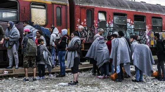 """""""As múltiplas crises, sem precedentes, de refugiados a nível global estão a deixar milhões de pessoas em desespero, mas a resposta dos países ricos é um falhanço catastrófico"""""""