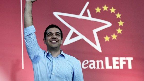 O Syriza foi reeleito no domingo com 35,4% dos votos e Tsipras voltou a formar um governo de coligação com os Gregos Independentes