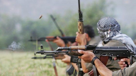 Na província de Tunceli, no leste da Turquia, terão sido mortos cerca de 35 rebeldes do PKK