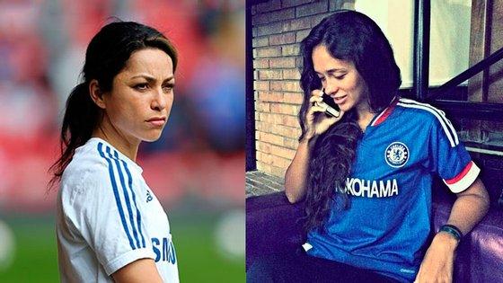 Eva Carneiro saiu do clube londrino depois de uma discussão com José Mourinho por causa do tempo que demorou a assistir o belga Hazard