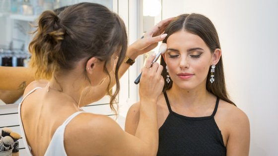 Para além de maquilhadora profissional, Inês Mocho tem um dos canais mais vistos nacionalmente no YouTube.