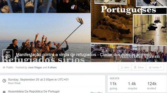 Nelson Dias da Silva rejeitou que esta manifestação tivesse um cunho racista ou xenófobo