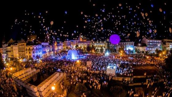 4.ª edição da Noite Branca, em Braga