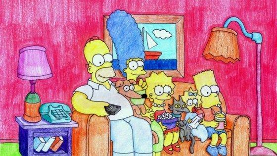 De acordo com o estudo, o salário anual de Homer seria de 43.916 a 52.393 euros