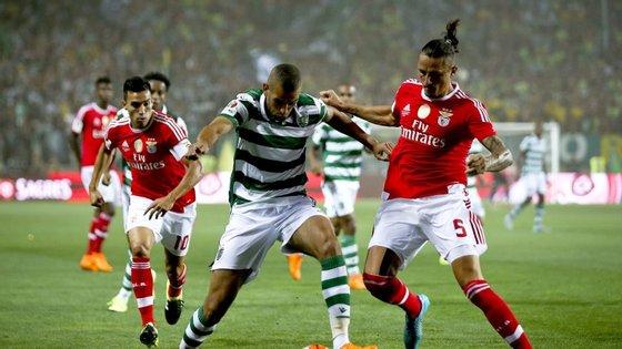 Depois da Supertaça e do Campeonato, dia 22 de novembro disputa-se o terceiro dérbi da temporada. Agora para a Taça de Portugal.