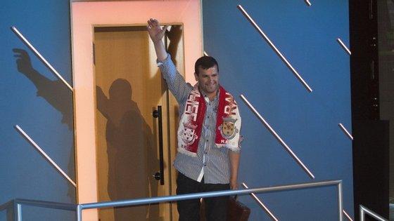 Tino de Rans participou num 'reality show' em 2013