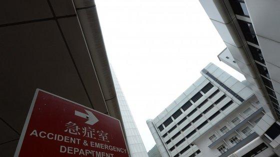 500 pessoas foram evacuadas das proximidades do hospital Queen Mary em Hong Kong
