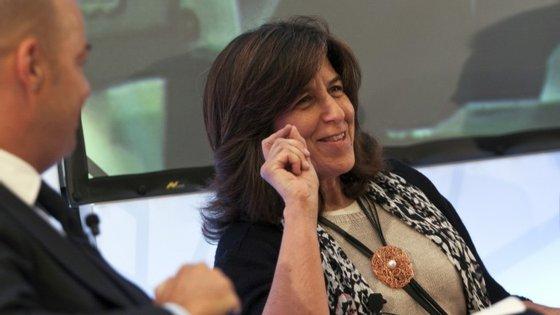 Margarida Mano é a nova ministra da Educação. Professora na Universidade de Coimbra, fora cabeça de lista da coligação nesse distrito nas eleições de 4 de outubro