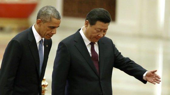 O acordo visa pressionar a China de Xi Jinping a adotar este comporamento