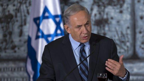 """Grande Mufti foi """"um criminoso de guerra que colaborou com os nazis"""", escreveu Netanyahu"""