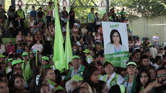 A Guatemala ativou, no sábado, a Lei Seca, que proíbe a venda e consumo de bebidas alcoólicas por ocasião das eleições