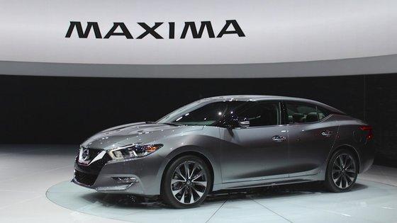 O Nissan Maxima é um dos modelos onde pode existir a falha detetada em laboratório
