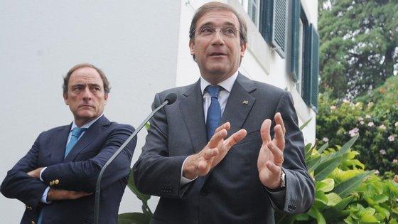 Pedro Passos Coelho e Paulo Portas terão dias difíceis pela frente