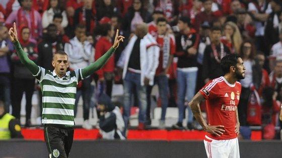 O Sporting já não ganhava em casa do Benfica por 3-0 desde 1987, quando o fez numa partida da Taça de Portugal