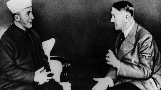 A transcrição da conversa entre o Grande Mufti e Adolf Hitler desmente Benjamin Netanyahu. Mas este documento é um autêntico histórico que responde a muitas outras questões.