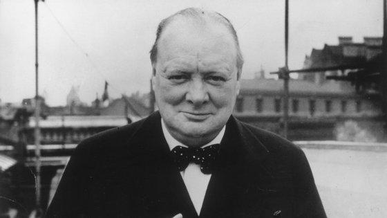 Winston Churchill venceu o Prémio Nobel da Literatura em 1953
