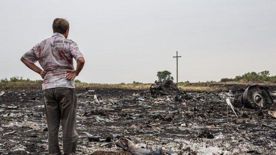 O voo MH17 foi abatido por um míssil de origem russa, de acordo com os últimos dados da investigação