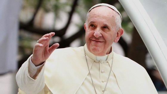 O Papa Francisco desloca-se pela primeira vez ao continente africano entre 25 e 30 novembro