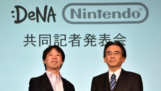 """O jogo """"Miitomo"""" resulta de uma parceria entre a DeNA e a Nintendo"""