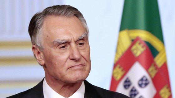 O Presidente da República fez o último apelo ao voto numas legislativas enquanto chefe de Estado