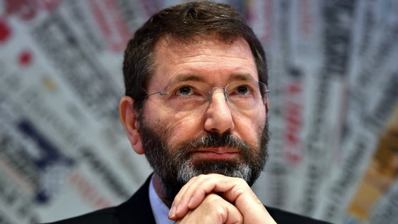 Ignazio Marino era presidente da câmara de Roma desde 2013