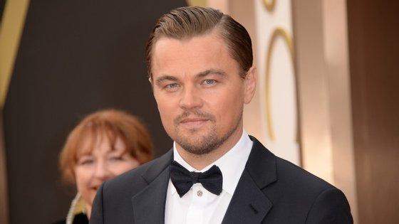 """Leonardo Di Caprio está nomeado para Melhor Ator no filme """"O Renascido"""""""