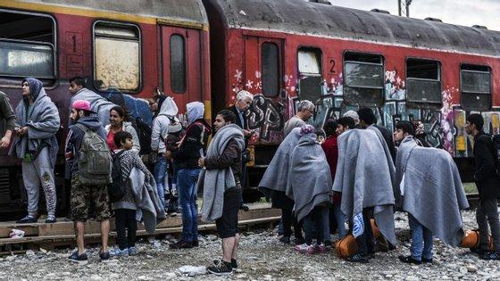 Os ministros europeus concordaram com a necessidade de proteger mais eficazmente as fronteiras dos países