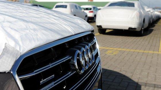 Em Portugal há 31.839 veículos Audi que foram afetados pelo software do grupo Volkswagen, que manipula os valores de emissões poluentes