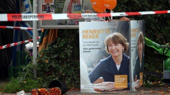 Desde 2010, Reker é responsável pela pasta de assuntos sociais, integração e meio ambiente da cidade alemã de Colónia