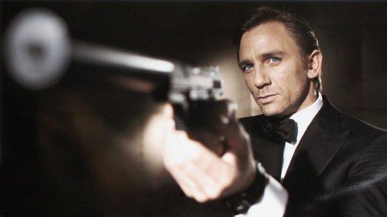 O mais recente filme da saga James Bond volta a ter Daniel Craig como protagonista